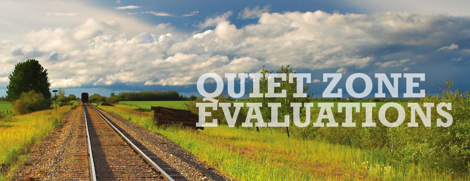 Quiet Zone Evaluations